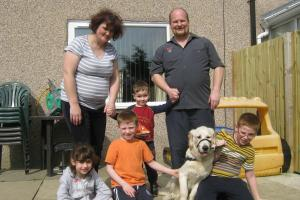 More funding is needed for keeping support dog