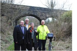 New Otley council criticised over Greenway no-show