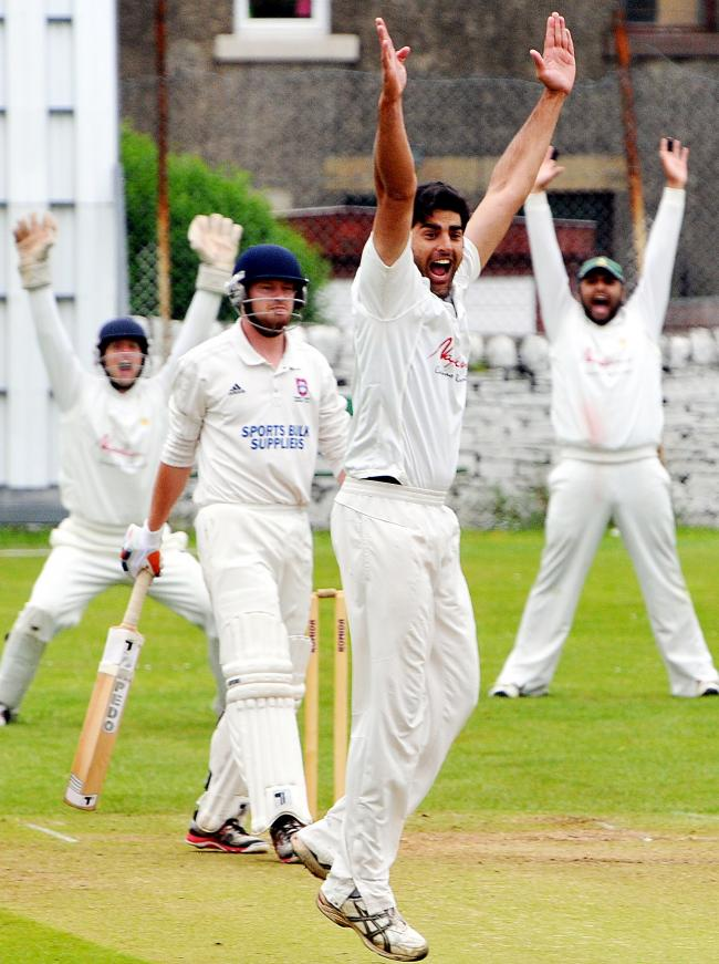 Undercliffe v Pudsey Congs....Zeeshan Qasim  (undercliffe) appeal ..Nick Lindley  (PC)...