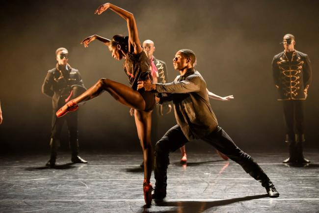 Ballet Black - Second Coming. Photo Bill Cooper