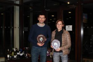 Adams and McCarthy take top Harriers prizes