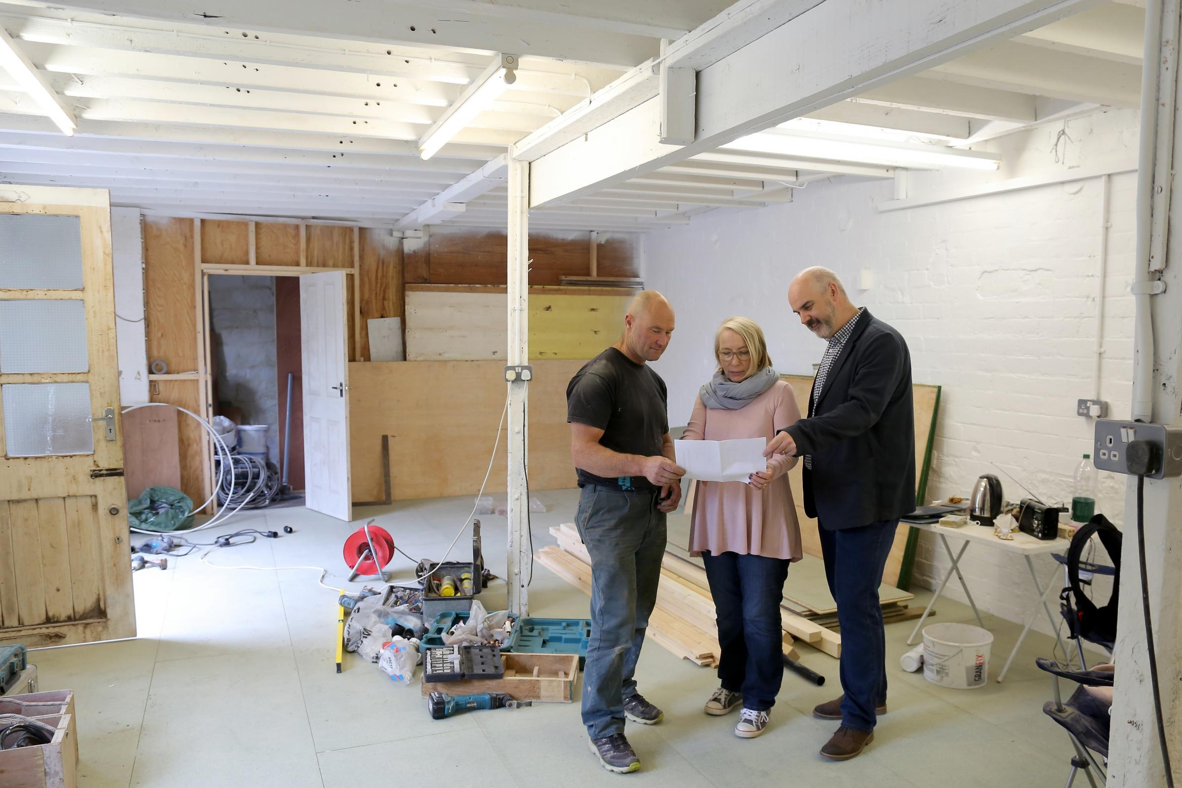 Bradford School of Art and Ilkley Art Trail developing creative