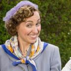 Ilkley Gazette: First-look photos of young Hyacinth Bucket in the BBC's Keeping Up Appearances prequel