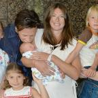 Ilkley Gazette: Jamie and Jools Oliver appear to have revealed their baby son's name - and it's super-cute
