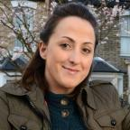 Ilkley Gazette: Viewers bemused that EastEnders aren't even trying to hide Natalie Cassidy's pregnancy anymore