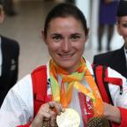 Ilkley Gazette: Mums deserve more credit for juggling responsibilities, Paralympian Dame Sarah Storey says