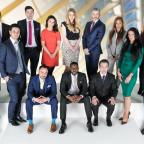 Ilkley Gazette: The Apprentice: Meet the hopefuls aiming to impress Lord Sugar