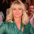 Ilkley Gazette: Zoe Ball wears wedding ring on It Takes Two after marriage split announcement