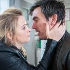 Ilkley Gazette: Emmerdale's Emma Atkins doesn't want a happy ending for Charity and Cain
