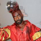 Ilkley Gazette: Melvin Odoom has already won Halloween with his brilliant Strictly-inspired costume