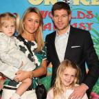 Ilkley Gazette: Steven Gerrard and wife Alex expecting fourth child