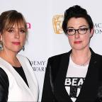 Ilkley Gazette: Mel and Sue swap soggy bottoms for dancing shoes to present Comic Relief celeb show