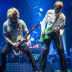 Ilkley Gazette: Rick Parfitt quits performing with Status Quo but 'still involved'