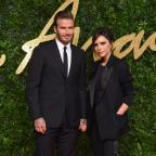 Ilkley Gazette: These posts from David and Victoria Beckham in China are TOO cute