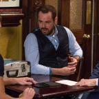 Ilkley Gazette: Lee Carter looks set for trouble in new EastEnders images