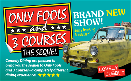 Only Fools and Three Courses The Sequel