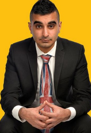 Tez Ilyas - Made in Britain Tour 2017