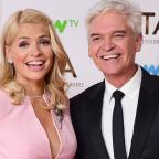 Ilkley Gazette: Holly Willoughby teases Phillip Schofield over his 'horrible' holiday in Dubai