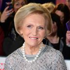 Ilkley Gazette: Mary Berry advises Bake Off contestants: Keep the tears in check
