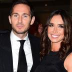 Ilkley Gazette: Frank Lampard and wife Christine spill the beans on their marriage