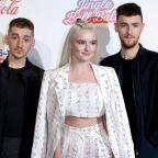 Ilkley Gazette: Clean Bandit are 'amazed' to be back at number one with Zara Larsson