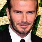 Ilkley Gazette: See David Beckham in armour for the King Arthur movie