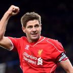 Ilkley Gazette: Steven Gerrard and Alex Curran seem to have named baby Lio after Lionel Messi