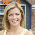 Ilkley Gazette: Jane Danson reveals how she struggled with Corrie fame and barely left house