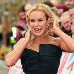 Ilkley Gazette: Amanda Holden whacks Golden Buzzer for hilarious Daliso on BGT