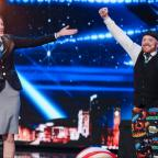 Ilkley Gazette: Stern Guinness World Records official steals show on Britain's Got Talent