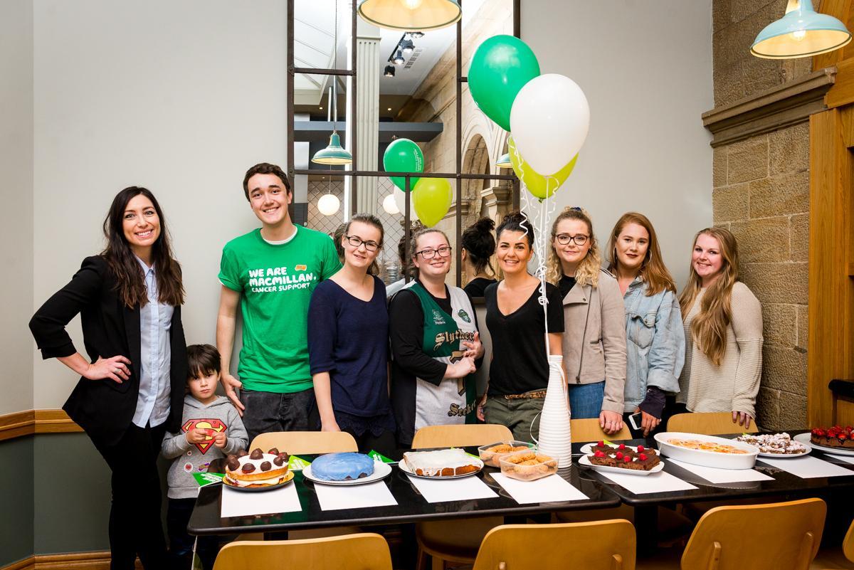 Pizzaexpress Team Raise Hundreds For Macmillan Cancer