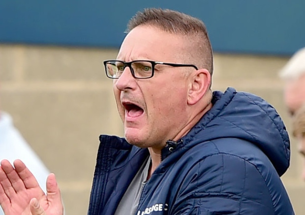 Jonathan Rimmington's Liversedge now face ten matches in March, eight of which are away from home