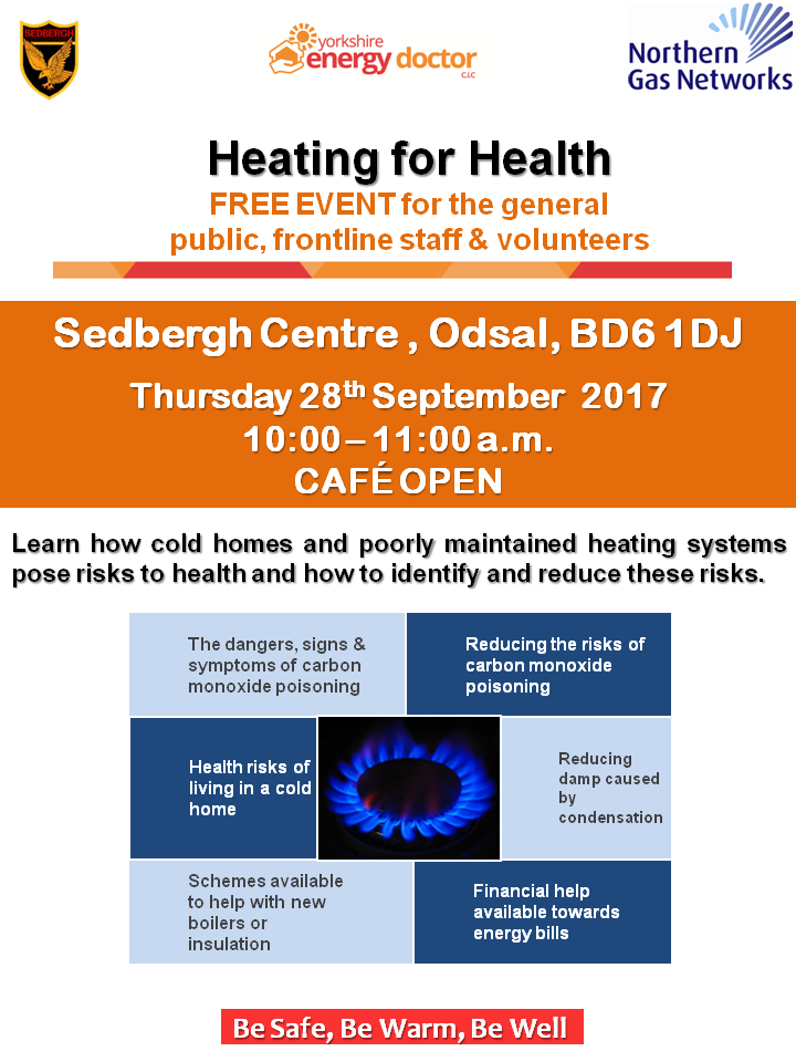 Heating for Health