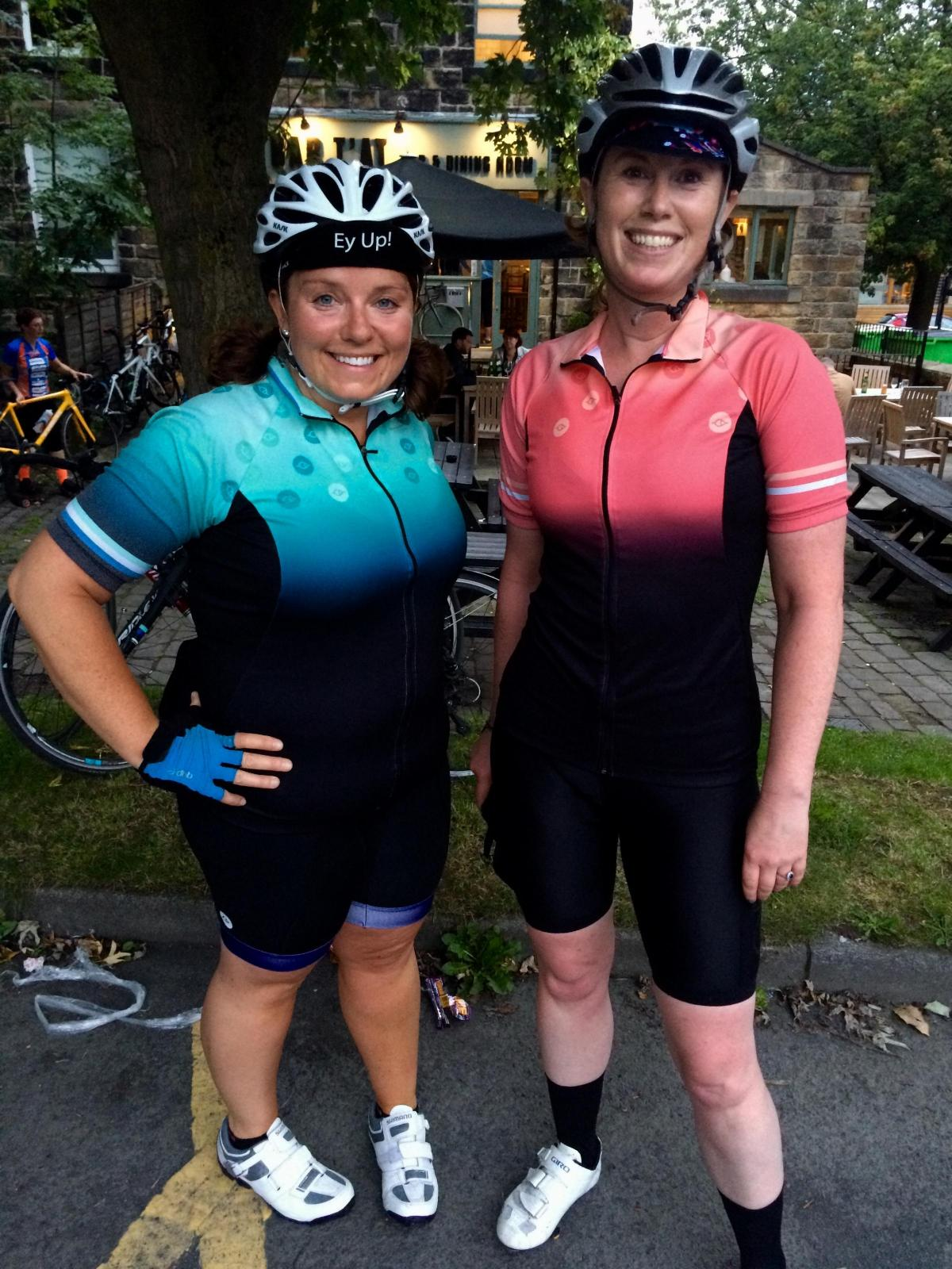 munity cycling groups launched across the country by Ilkey based
