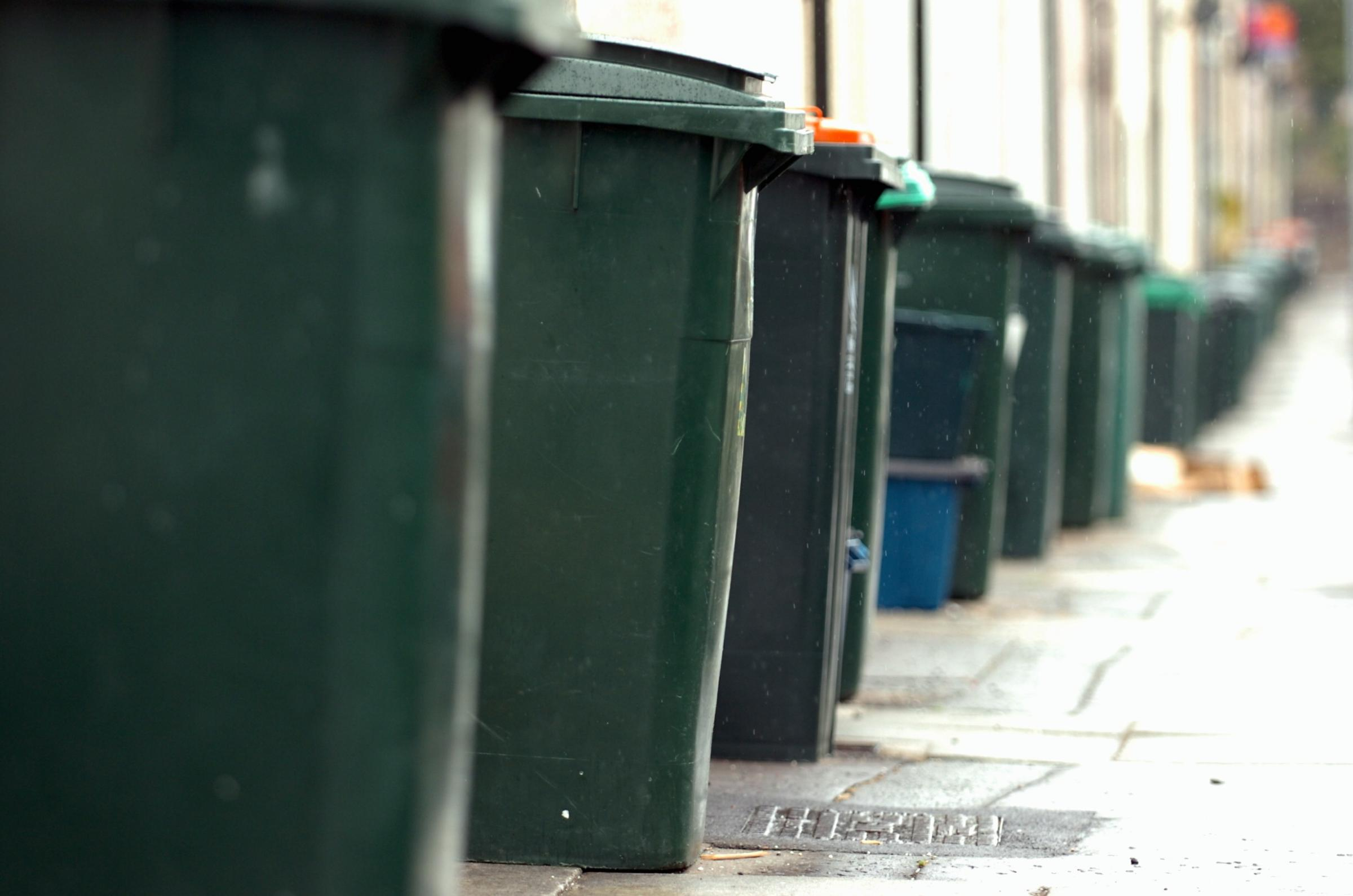 Waste collection fears are refuted