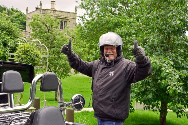 Jason Richards, the award-winning owner of Yorkshire Trike Tours, will be the motivational speaker at the 2018 Otley Business Awards
