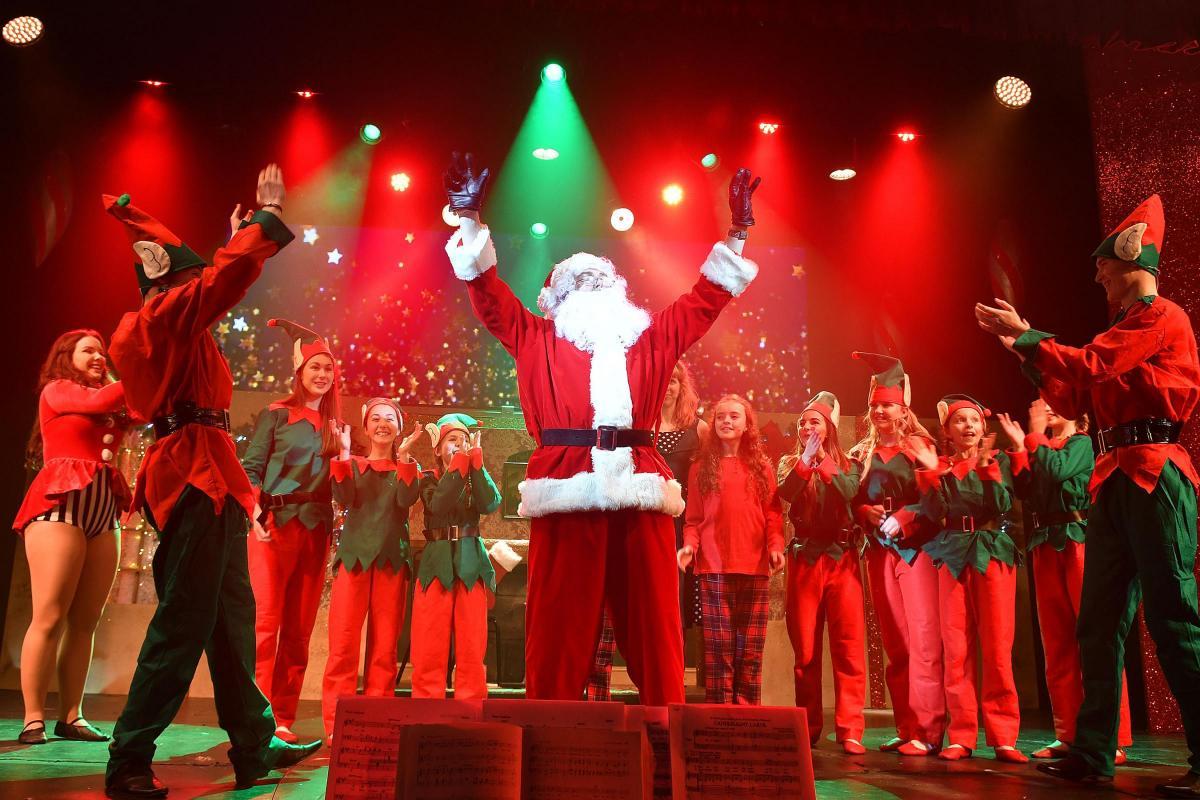 Review: Christmas Spectacular, Yeadon Town Hall | Ilkley Gazette
