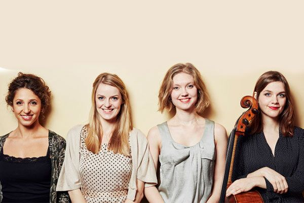 GRASSINGTON FESTIVAL: The Benyounes Quartet (with Skipton Music)