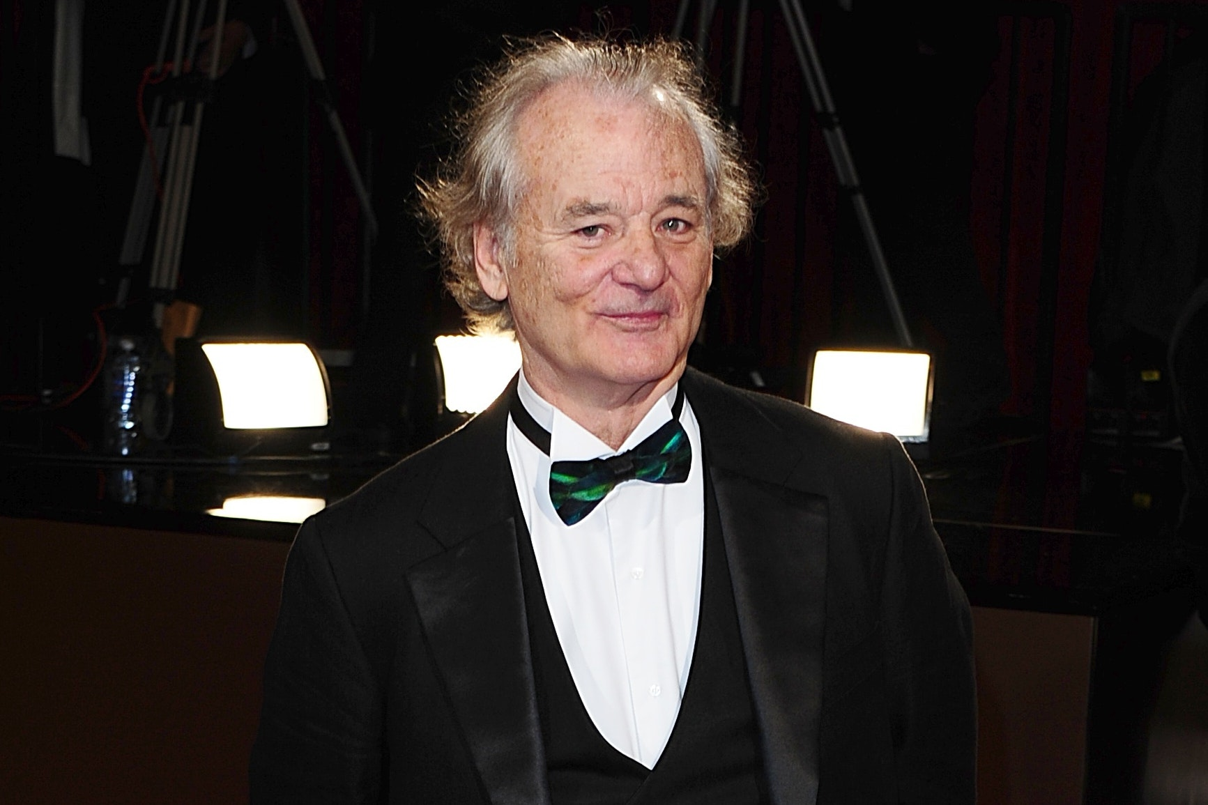 Bill Murray spoke about the controversy which has engulfed the industry (Ian West/PA)