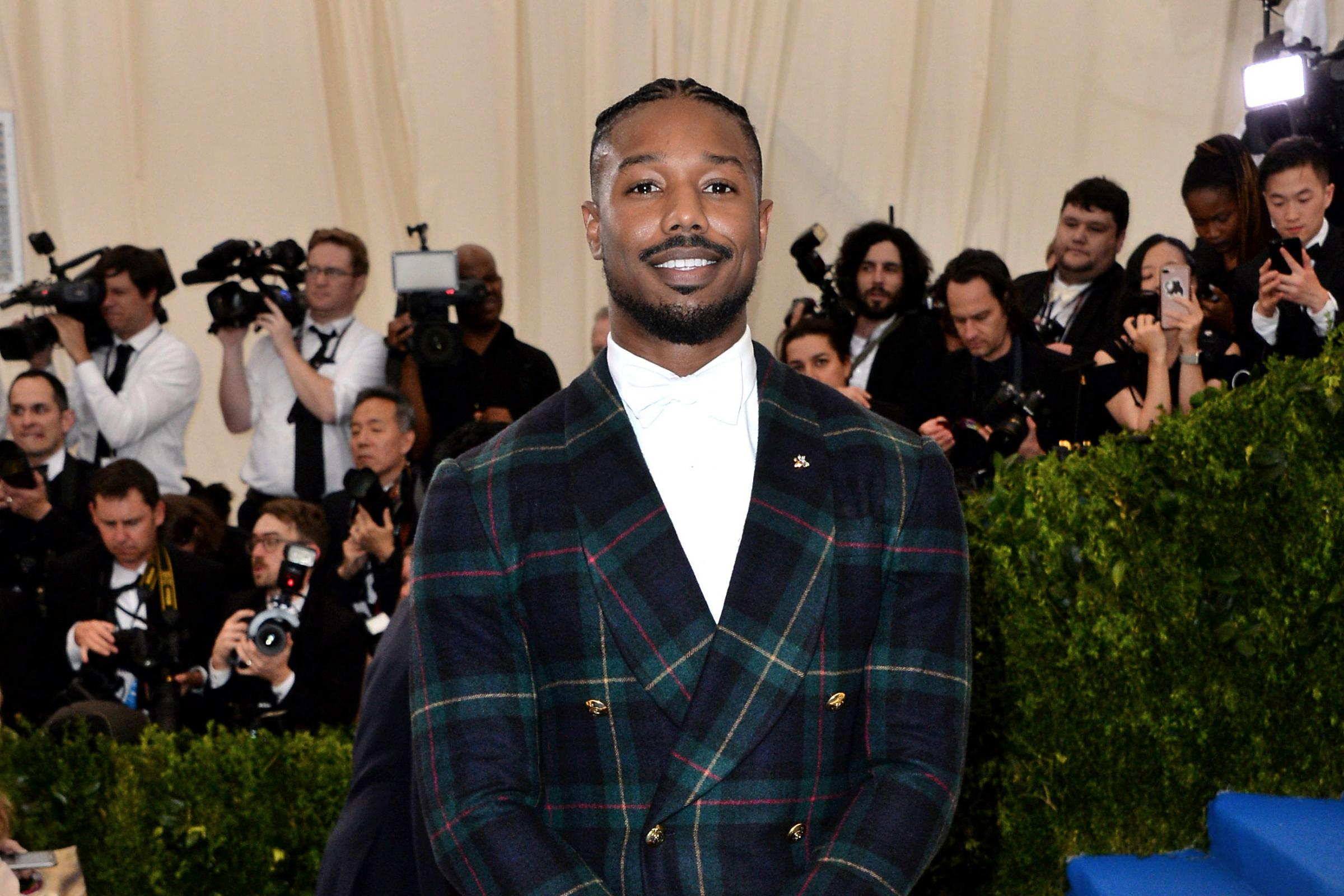 Michael B Jordan to adopt inclusion riders at company to encourage diversity (Aurore Marechal/PA)