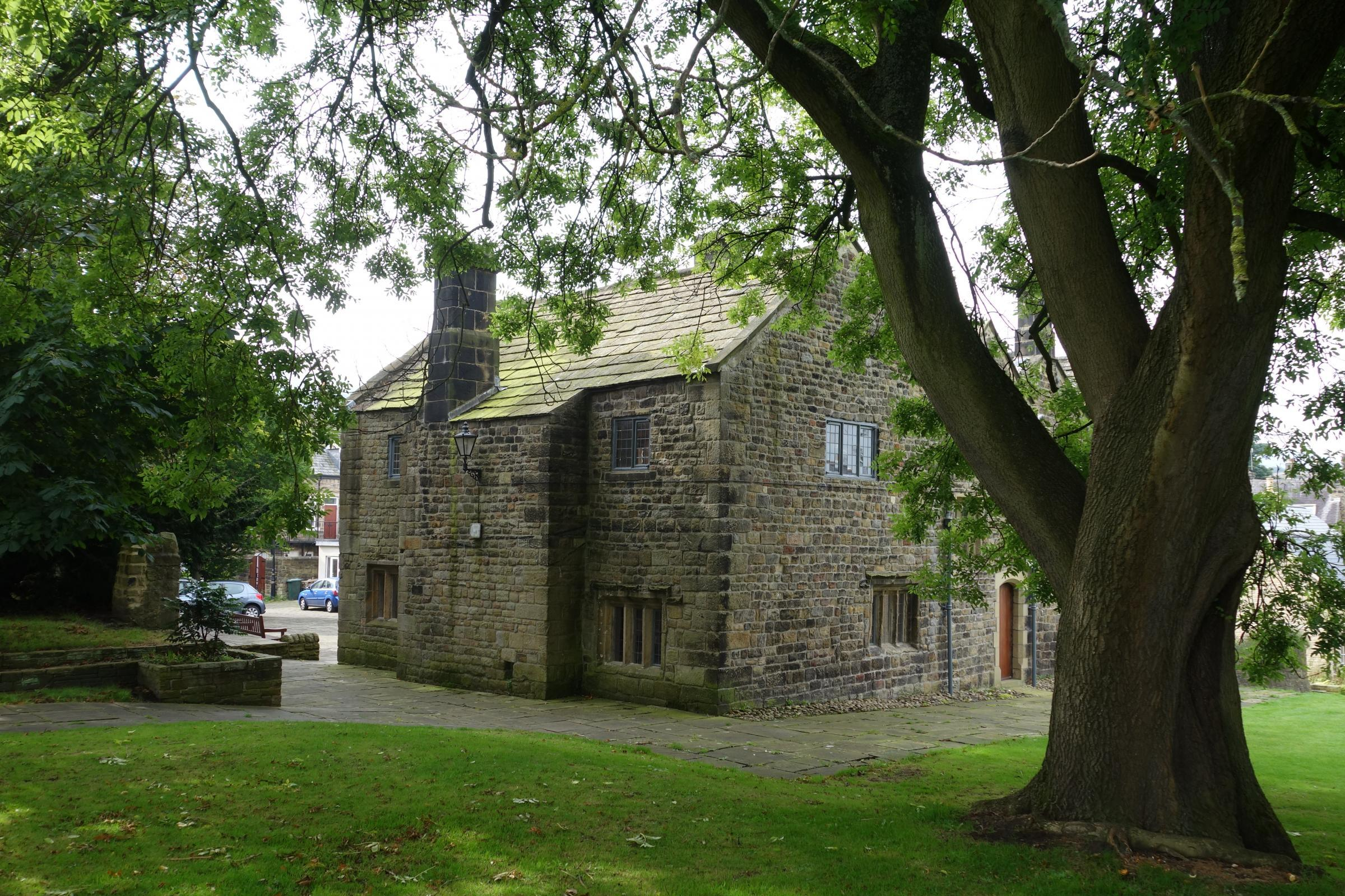 The Manor House in Ilkley