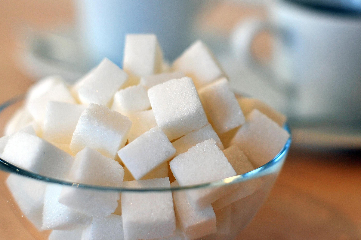 File photo dated 01/02/12 of sugar cubes in a bowl as raised blood sugar is linked to dementia even in people without diabetes, a study has shown. PRESS ASSOCIATION Photo. Issue date: Thursday August 8, 2013. Scientists found a close association between g