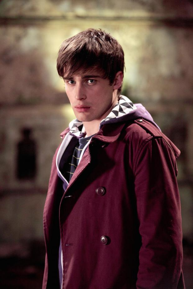 Christian Cooke in Demons.