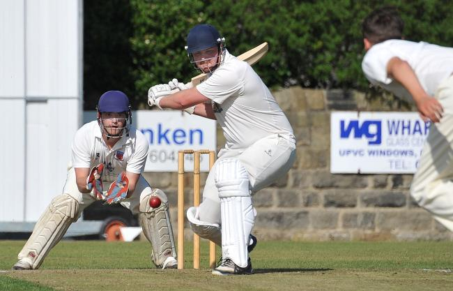 Otley skipper Ben Morley is hoiping to lead Otley to Waddilove Cup final victory
