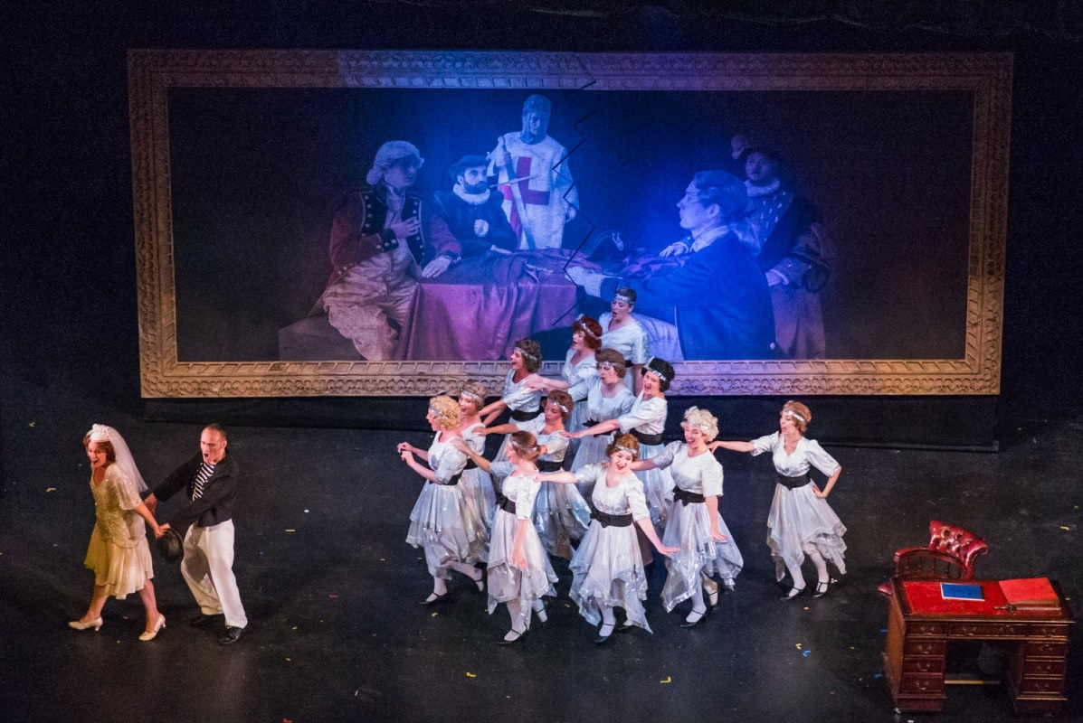 Image courtesy of National Gilbert & Sullivan Opera CompanyPhoto Credit: Jane Stokes