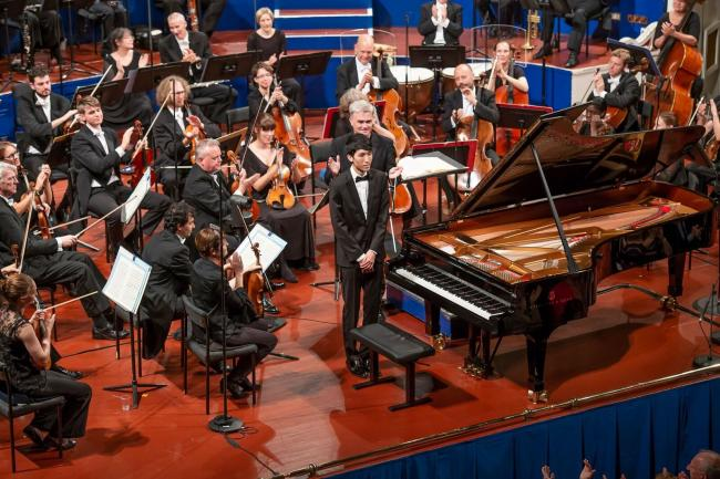 Review: Leeds International Piano Competition Finals, Leeds Town