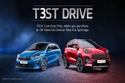 Now's the time to test drive a Kia