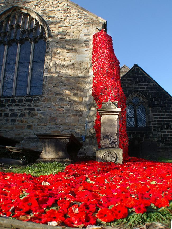 Image result for otley poppies
