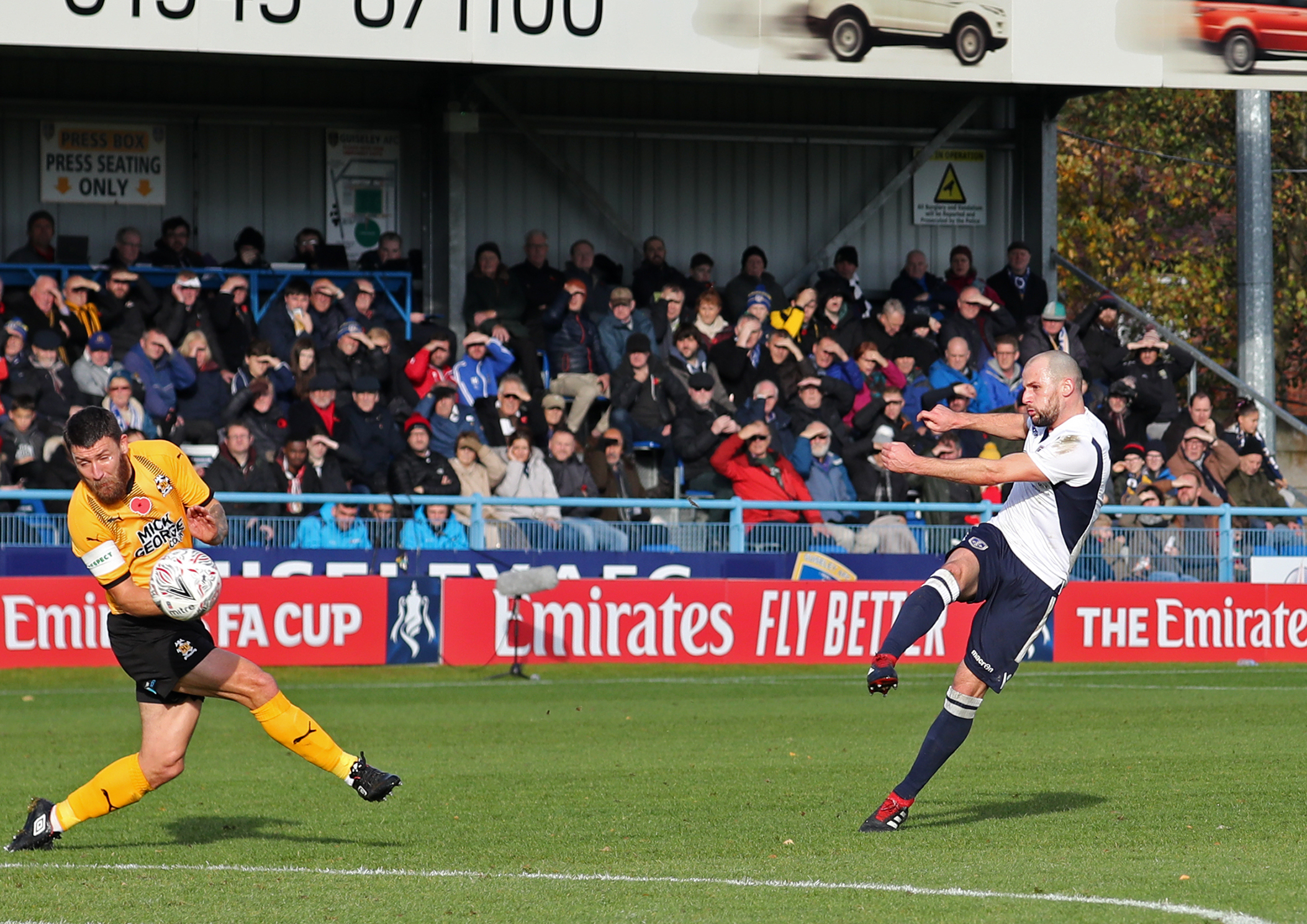 Image result for guiseley 4 cambridge 3