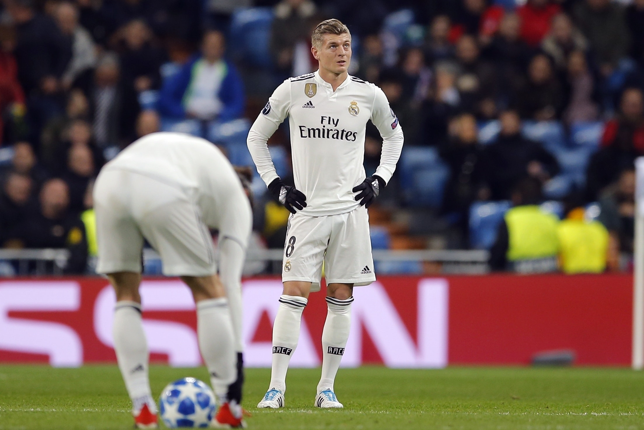 Real Madrid's season has been one of continuing frustration